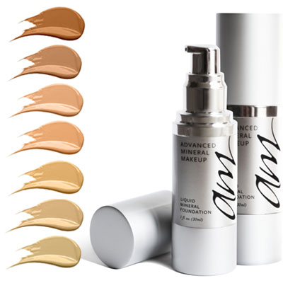 Liquid Foundation All Colors